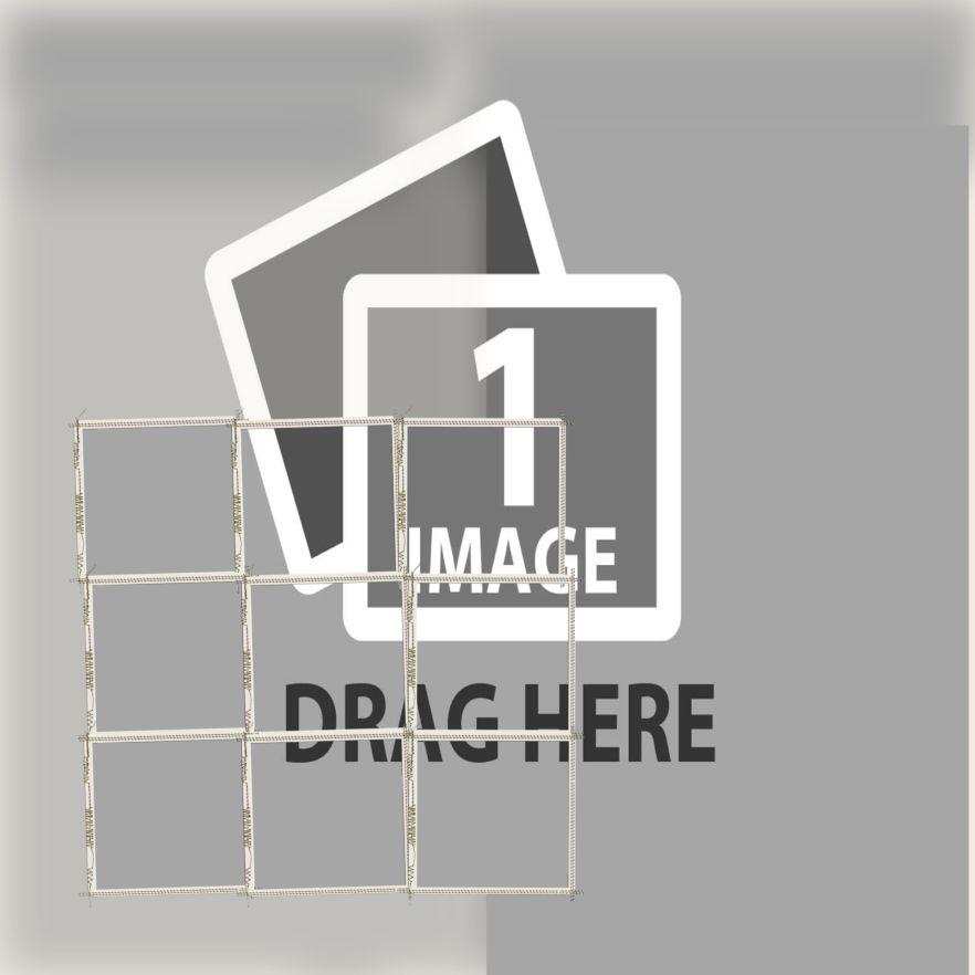 Photo Book Template: TRAVEL Photo Stitch